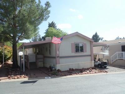Mobile Home at 205 Sunset Dr # 35 Sedona, AZ 86336
