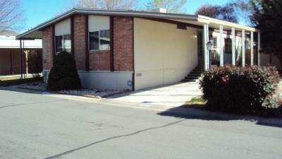 Mobile Home at 4465 Boca Way#169 Reno, NV 89502