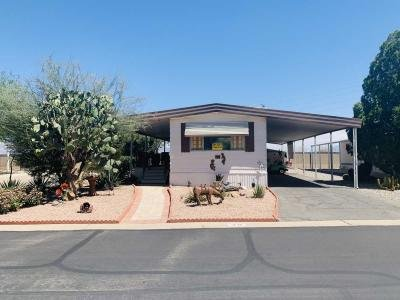 Mobile Home at 1302 W. Ajo #39 Tucson, AZ 85713