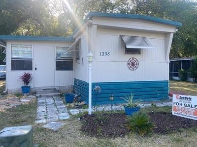 Mobile Home at 1338 Dekle Dr Leesburg, FL 34748