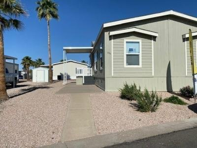 Mobile Home at 2000 S. Apache Rd., Lot #306 Buckeye, AZ 85326