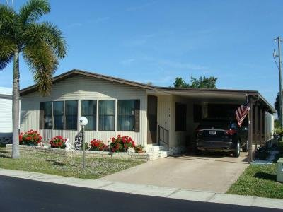 Mobile Home at 178 Lakeside Drive North Fort Myers, FL 33903