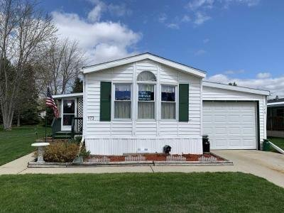 Mobile Home at 7801 88th Avenue Lot 173 Pleasant Prairie, WI 53158