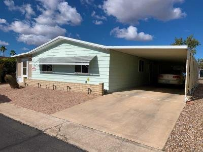 Mobile Home at 8103 E Southern #198 Mesa, AZ 85209