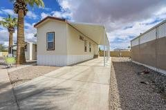 Photo 2 of 9 of home located at 10220 E. Apache Trail Lot #60 Apache Junction, AZ 85120