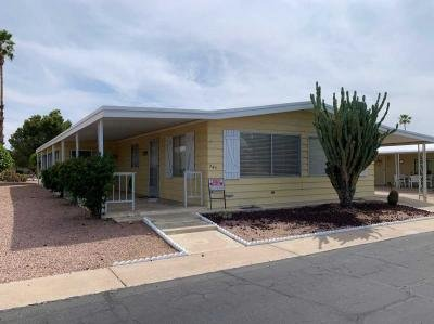 Mobile Home at 8103 E Southern Ave #243 Mesa, AZ 85209
