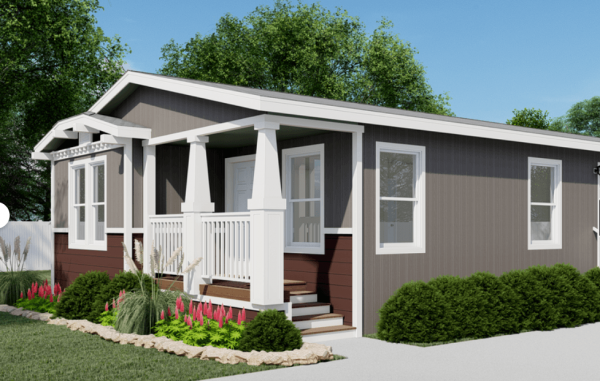 2021 Clayotn Mobile Home For Rent