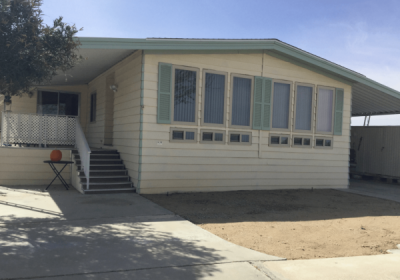 Mobile Home at 13393 Mariposa Road #196 Victorville, CA 92392