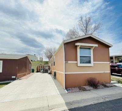 Mobile Home at 1201 West Thornton Parkway #213 Thornton, CO 80260