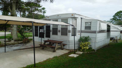 Mobile Home at 9455 108th Ave  #110 Vero Beach, FL 32967
