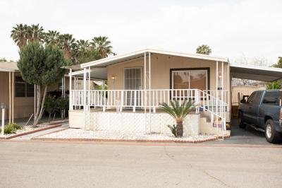 Mobile Home at 3701 Fillmore Ave. Sp # 5 Riverside, CA 92505