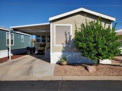 Mobile Home at 8700 E. University Dr. #2136 Mesa, AZ 85207