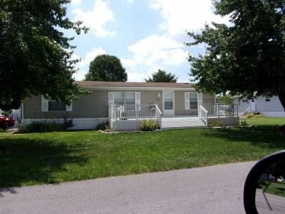 Mobile Home at 182 Oak Manor South Bloomfield, OH 43103