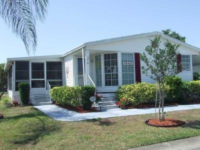Mobile Home at 78 Darby Cay Vero Beach, FL 32966