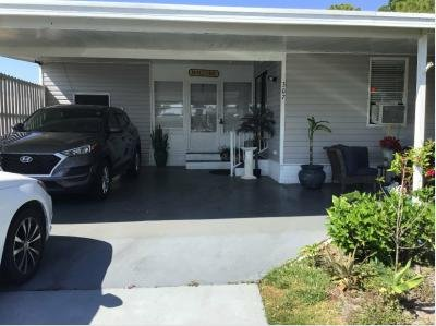 Mobile Home at 307 Wycliff Ct. Melbourne, FL 32934