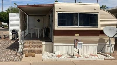 Mobile Home at 4065 E. University Drive #72 Mesa, AZ 85205