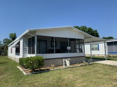 Mobile Home at 1405 82nd Avenue, Site #74 Vero Beach, FL 32966