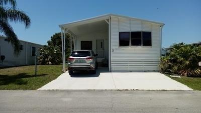 Mobile Home at 7 Maya Way Port Saint Lucie, FL 34952