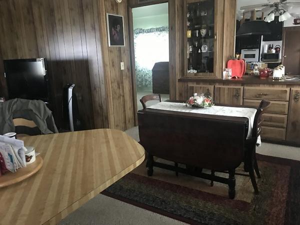 1976 Fuqua Mobile Home For Sale