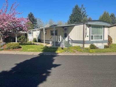 Mobile Home at 570 N 10th Avenue, Sp. #111 Cornelius, OR 97113