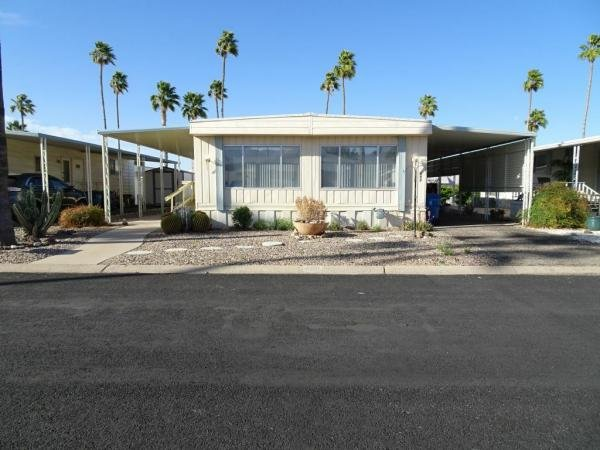 1971 Redman Mobile Home For Sale