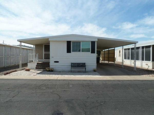1980 Hillcrest Mobile Home For Sale