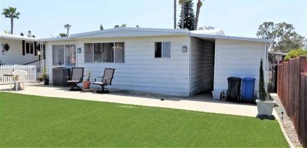 1966  Mobile Home For Sale