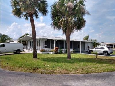 Mobile Home at 173 Hopetown Rd. Micco, FL 32976