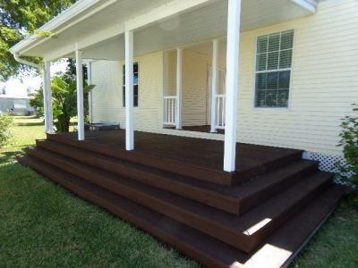 Mobile Home at 6386 Brandywine Dr. N. Margate, FL 33063