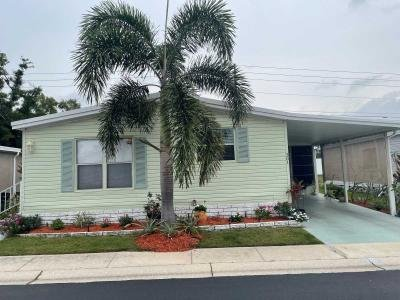 Mobile Home at 100 Hampton Road Lot 261 Clearwater, FL 33759