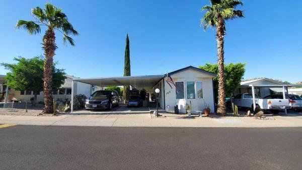 1987 KAUFMAN AND BROAD HOMES Mobile Home For Sale