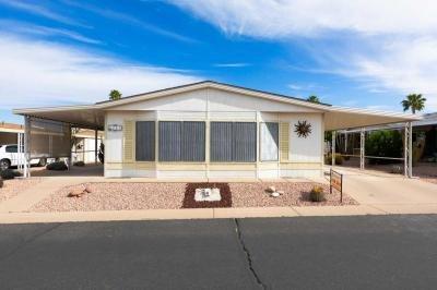 Mobile Home at 6209 E. Mckellips Road Mesa, AZ 85215