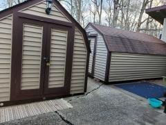 2 big sheds