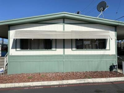Mobile Home at 16444 Bolsa Chica St. Spc 21 Huntington Beach, CA 92649