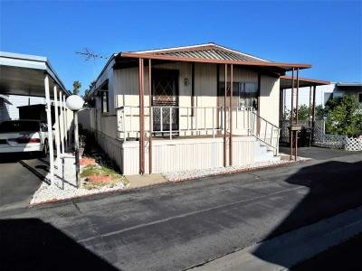 Mobile Home at 12550 E. Carson Space #77 Hawaiian Gardens, CA 90716