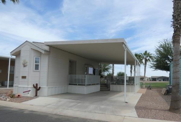2007 CAVCO Mobile Home For Sale