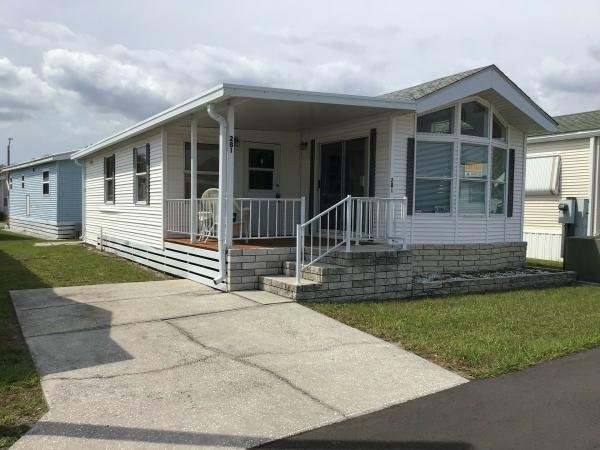 1993 CHAR Mobile Home For Sale