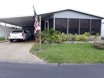 Mobile Home at 5700 Bayshore Road # 505 Palmetto, FL 34221