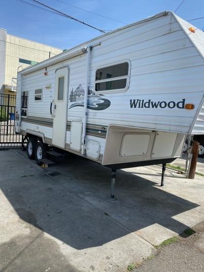 Mobile Home at 2300 Nadeau Street, #17 Huntington Park, CA 90255