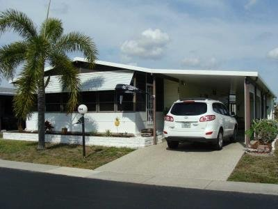 Mobile Home at 564 Horizon Drive North Fort Myers, FL 33903