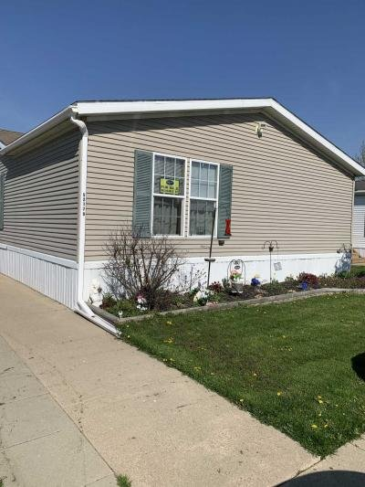 Mobile Home at 52179 Harrisburg Lane Chesterfield, MI 48051