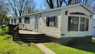 Mobile Home at N6795 Cty Rd A, Lot # 30 Lake Mills, WI 53551