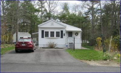 Mobile Home at South Meadow Village Carver, MA 02330