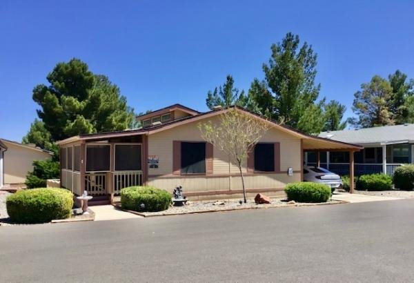 1996 Silvercrest Mobile Home For Sale