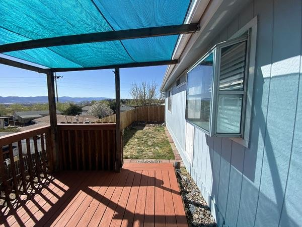 1989 Golden West Mobile Home For Sale