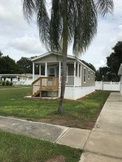 Mobile Home at 12645 Morning Dr Lot 12 Dade City, FL 33525