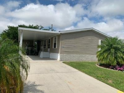 Mobile Home at 3609 Wonderland Pk Ln Kissimmee, FL 34746