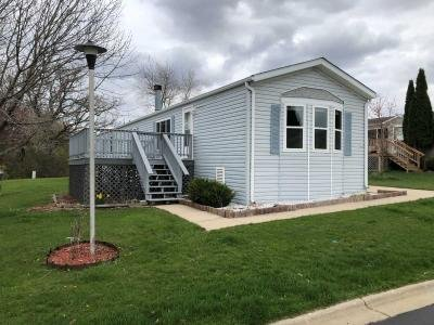 Mobile Home at W7955 Creek Road Lot 630 Pioneer Estates Delavan, WI 53115