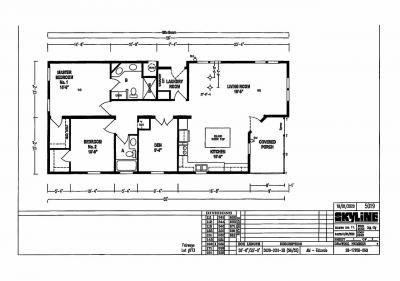Mobile Home at 2112 Pebble Beach Blvd. Orlando, FL 32826