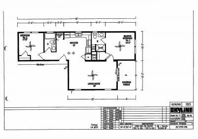 Mobile Home at 1691 Cedar Ridge Dr. Orlando, FL 32826